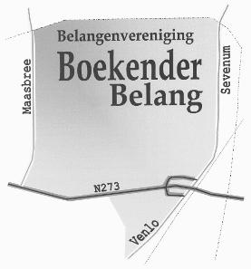 Jaarvergadering Boekender Belang @ Boostenhof